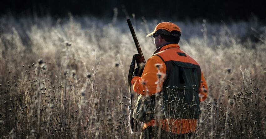 Carry Firearms Safely During Hunting Season. Carry Firearms Safely Hunting