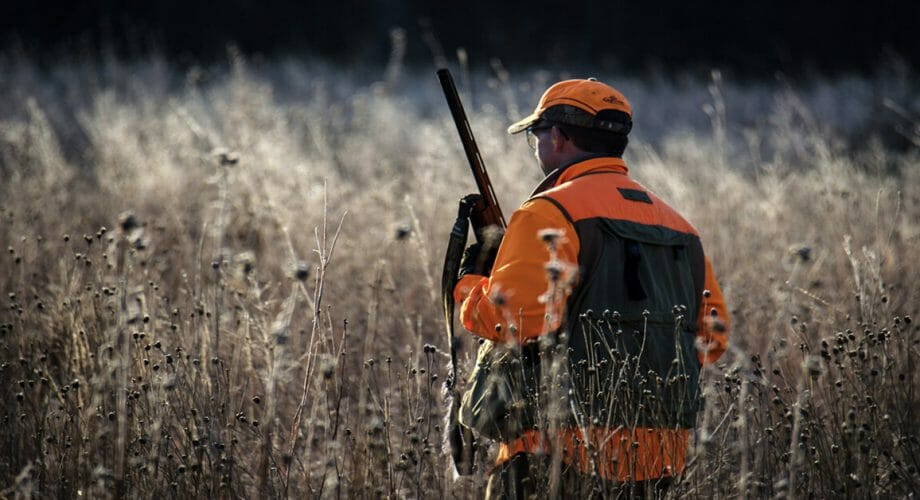 Carry Firearms Safely During Hunting Season.