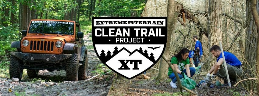 ExtremeTerrain Continues Commitment to Cleaner Trails Clean Trails Initiative Automotive News