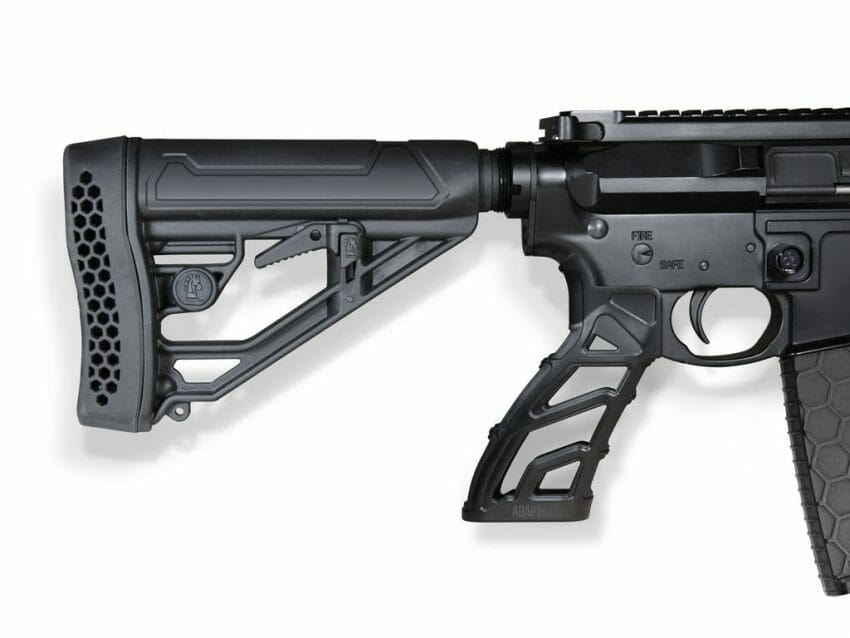 The EX Performance Adjustable Stock from Adaptive Tactical rifles, shooting sports Firearms News
